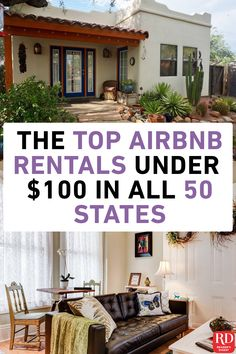 We've got some of the most beautiful, best reviewed and popular Airbnb rentals in every single state—and all under $100 a night. American History Lessons, Airbnb Rentals, Jacuzzi Tub, History Education, Teaching History, 50 States, Maine House, Travel And Leisure, One Bedroom