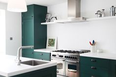 Image result for designer shaker kitchen