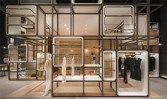 Galeria de Lilong Modular / LUKSTUDIO - 1