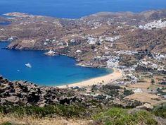 Beatiful Mylopotas Beach - Ios, Greek Islands, Greece. See more: www.UnhookNow.blogspot.com