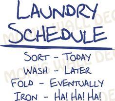 Servicio de lavandería sala Decor por ElaineDavidsDesign en Etsy