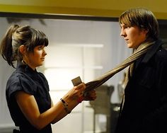 Zooey Deschanel and Paul Dano in Gigantic. This wasn't a very good movie. Really slow and abstract, but hey, Zooey was in it!