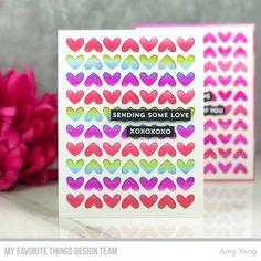 My Favorite Things Die-namics Full of Heart Die www.papercrafts.ch
