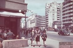 """Bucharest photos from the first decades of the century - mostly from the interwar period (between the two World Wars). ♦ The end of """"Little Paris"""" (click photo) ♦ Mall Of America, North America, Little Paris, Bucharest Romania, Royal Caribbean Cruise, London Pubs, Stockholm Sweden, England Uk, Beach Trip"""
