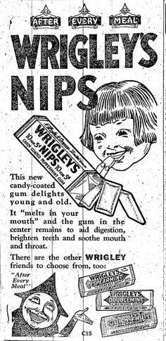 1920'S+Advertising | 1920's Advertisements
