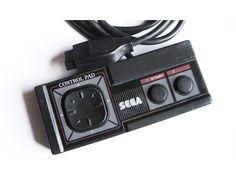 Sega Master System's Control Pad