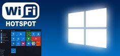 Cum poti crea rapid un hotspot Wi-Fi pe Windows in cativa pasi simpli! Windows 10, Wi Fi, Bar Chart, Software, Free, Bar Graphs