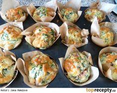 Velikonoční muffiny na slano Food Porn, Cooking Recipes, Healthy Recipes, Russian Recipes, Easter Recipes, Food Hacks, Finger Foods, Good Food, Food And Drink