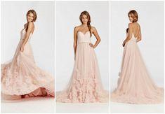 Boho Chic: Ti Adora Wedding Dress Spring 2015 Collection