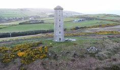 Wicklow Lighthouse drone video