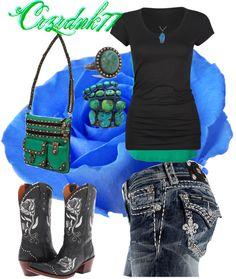 Cute! ~~country fashion~~