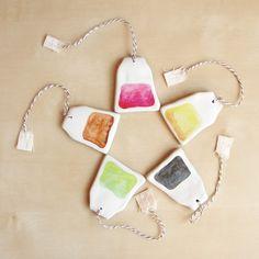 Ceramic Teabags