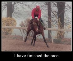 I Have Finished the Race - Davalynn Spencer