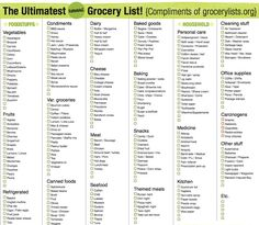 Free Printable Checklists to Stay Organized