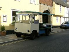 typology of milk floats