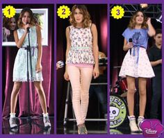 Designer Clothes, Shoes & Bags for Women Unique Outfits, Cool Outfits, Disney Channel, Violetta Outfits, Tv Show Outfits, Movie Outfits, Dress Outfits, Fashion Outfits, Dresses
