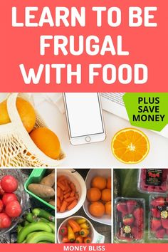 Ready to stretch your groceries budget? Then, learn how to be frugal with food. Meal planning, cooking, stockpile are part of the process. Are you ready for these frugal money saving tips? These saving money hacks will improve your budgeting! #groceries #moneysavingtips Frugal Living Tips, Frugal Tips, Frugal Meals, Budget Meals, Groceries Budget, Save Money On Groceries, Saving Tips, Saving Money, Meals Without Meat