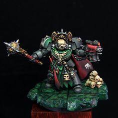 innotune:  Dark Angels Terminator Chaplain  Sweet Knight/Chaplain combo