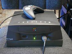 Apple Pippin Game Console, circa A disaster. Nintendo 64, Nintendo Console, Playstation, Xbox, Computer Video Games, Gaming Computer, Computer Laptop, Gaming Setup, Computer Science