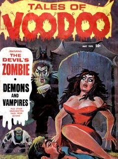 Tales of Voodoo. May 1970