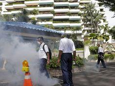 Zika patient transferred to CDC at Tan Tock Seng Hospital this morning | TODAYonline