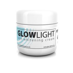 Glowlight Made In UK Skin Whitening and Lightening Cream Lotion for Age Dark Spots, Acne Scars, Scars, Stretchmarks and All Round Brighter Radient Skin 50g (5 Tub x 50g) ** Click on the image for additional details.