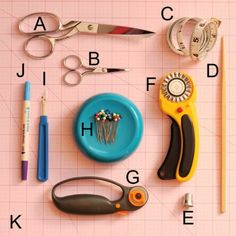 Sewing 101: Tutorial #tutorial #sewing #crafts