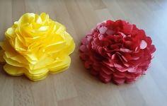 DIY Table POM-POM Flower Decoration Tutorial | GDS: Liggande POM-POM Blomma  TUTORIAL: https://www.youtube.com/watch?v=2I28M0a2UW0