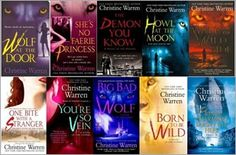 The Others Series by Christine Warren