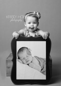 One Year-Old Girl Photography