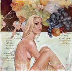 vincent bakku                                 говорит Винсент. — «Я сравниваю красоту женщины с фруктами и птицами, я стараюсь уловить каждую линию, каждый момент и запечатлеть их в своих картинах