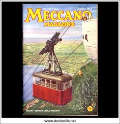 Meccano Magazine XXXV No.8 August 1950 Collectible | hobbyDB