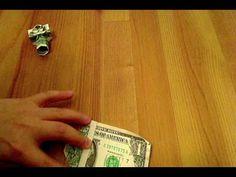 an art ebook- origami from Yee Wen Kuit Dollar Bill Camera Tutorial Folding Money, Paper Folding, Paper Crafts Origami, Origami Art, Origami Instructions, Origami Tutorial, Oragami Money, Paper Camera, Money Creation