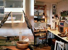 House of Jeweller Jessica Barensfeld and photographer Simon Howell