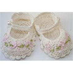 Crochet Patterns: Baby Booties - Free Crochet Patterns