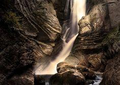 Cascade de la Mysterieuse . France
