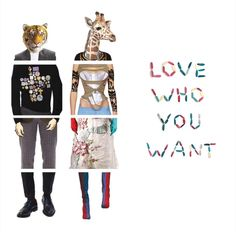 """Love Who You Want !"", en collaboration avec @vistaalegreofficial, est une collection de porcelaine amusante et pleine de surprises ! Quel personnage ""Mix & Match"" préférez-vous ? ""Love Who You Want!"", in collaboration with @vistaalegreofficial is a fun and creative collection full of surprises. Which ""Mix & Match"" character is your favorite? #ChristianLacroix #ChristianLacroixMaison #LoveWhoYouWant #Porcelain #Lifestyle #Interiordesign #Home #Paris"