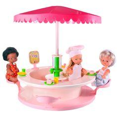 quiosco de helados barriguitas Cute Baby Dolls, Cute Babies, 90s Games, Vintage Dolls, My Children, Childhood Memories, Nostalgia, Happy, Weather