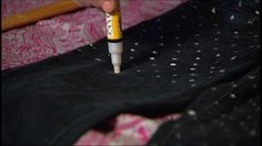 DIY Designer Detail - easy, little crafty details to make old clothes look new!