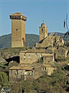 #Abizanda, Huesca, Aragón, España