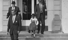 One of the must-read books about the civil rights movement is The Story of Ruby Bridges, about one of the first black children to integrate a New Orleans school in 1960.