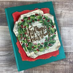 """Make-in-Wonder on Instagram: """"All the preparations done... now to enjoy making this Christmas Countdown mini-album. - I had so much fun decorating the album's front…"""" Christmas Countdown, Mini Albums, Lunch Box, Decorating, Tableware, How To Make, Fun, Crafts, Instagram"""
