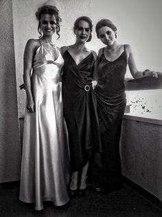 Fotos vintage de vestidos de fiesta - Vintage pictures of prom dresses