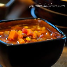 Chilean Porotos Granados | Jennifer's Kitchen | Your place for a healthy body and a happy mind!