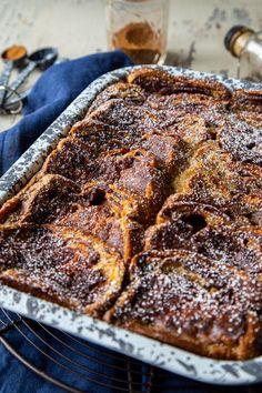 Best Breakfast Recipes, Breakfast Time, Brunch Recipes, Breakfast Ideas, Meal Recipes, Appetizer Recipes, Sweet Recipes, Dessert Recipes, Cinnamon Raisin Bread