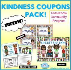 KINDNESS COUPONS PAC