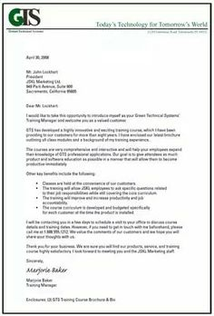 How To Write A Business Letter Businesswriting  Business Writing