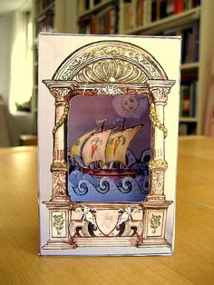 free paper modell from The Toymaker