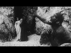 L'Inferno (1911) in its entirety on YouTube - this is an Italian silent film adaptation of Dante's Inferno