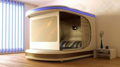 MEET THE FUTURISTIC AND IMPRESSIVE INYX BED